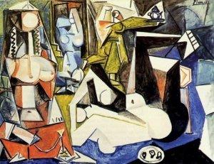 На нью-йоркском Christie's за рекордную стоимость проданы «Алжирские женщины» кисти Пикассо