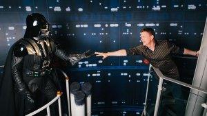 В Музее мадам Тюссо появились персонажи из «Звездных войн» стоимостью $3.925.000