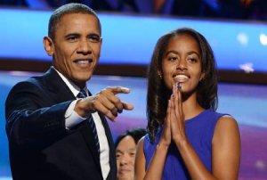 За дочь Обамы дают 150 коров