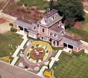 Выставлено на продажу ранчо, принадлежавшее Майклу Джексону: цена вопроса - $100 миллионов