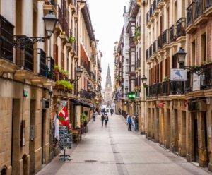 Самое дорогое проживание в Испании в городе Сан-Себастьян