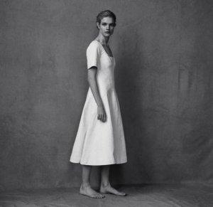 Лицом обложки для Dior Magazine стала «черно-белая» Водянова