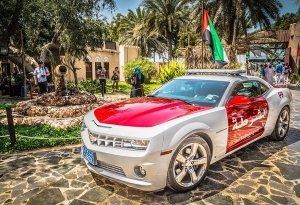 В Абу-Даби появились патрульные суперкары Lykan Hypersport стоимостью $3.400.000