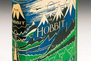За $210 тысяч ушло с молотка первое издание книги «Хоббит»