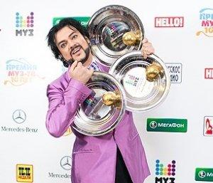 Филипп Киркоров отказывается от участия в песенных конкурсах