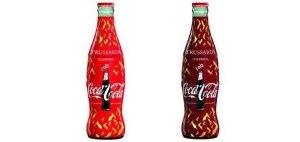 «Модные» дизайнерские бутылки от Trussardi и Coca Cola обещают стать визитной карточкой бренда