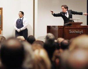 Самая дорогая картина Френксиса Бэкона выставлена на торги: эстимейт - $38-53 миллионов