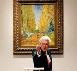 Картина Ван Гога ушла с молотка за $66 миллионов