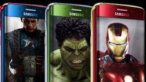 Железному Человеку посвятили смартфон Samsung Galaxy S6 Edge стоимостью $91.600