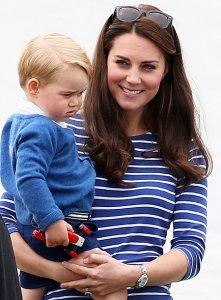 Найден самый точный двойник принца Джоржа!