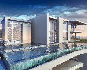 В Америке строится самый дорогой дом в мире