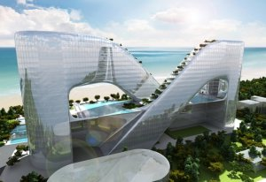 В Южной Корее будет построен уникальный отель