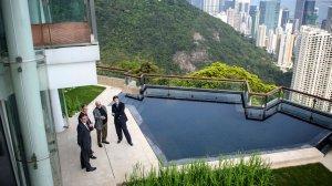 Пример азиатской роскоши жилья