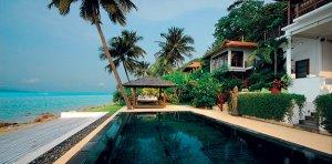 Райское наслаждение на тропическом острове