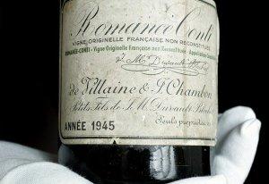 Топ-10: «десятка» наиболее дорогих в мире вин