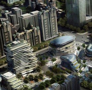 Джорджио Армани построит в Пекине эко-кондоминиум