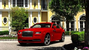 Супер-мощное купе Rolls-Royce Wraith St. James Edition от Rolls-Royce