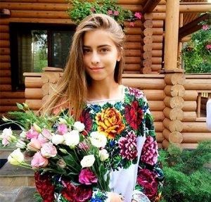 Внучка Софии Ротару стала лицом новой кампании Poustovit