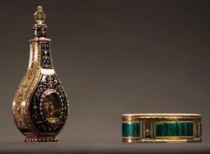 Самые дорогие античные часы