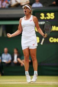 «Провокационный» стиль игры Марии Шараповой поспособствовал проигрышу теннисистке Коко Вандевеге