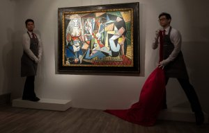Аукцион Christie's продал «искусства» на $113 миллионов