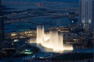 Топ-10: самые величественные фонтаны планеты