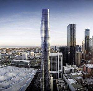 Под впечатлением от фигуры Бейонсе австралийские архитекторы создадут необычный небоскреб (видео)