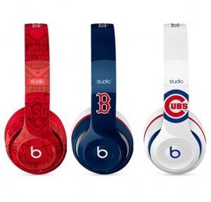 Эксклюзивная серия бейсбольных наушников Beats by Dr. Dre