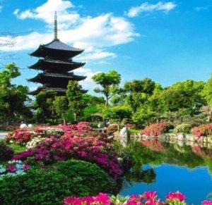 Киото — самый комфортный город для туристов