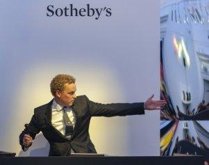 На Sotheby's рекордсменами по продажам стали картины старых мастеров