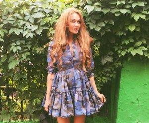 Водонаева «поделилась» в интернете своим голым задом, но получила отрицательную реакцию