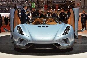 Выпущена модель суперкара Koenigsegg для владельцев со скромными запросами