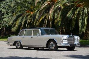 Два лимузина «Мерседес» Марии Каллас ушли с молотка на аукционе Artcurial