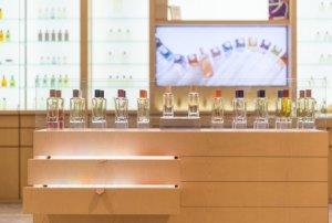 В Москве произошла презентация крупнейшего парфюмерного бутика Hermes