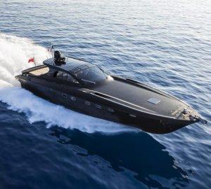 Яхта Crazy Too: неудержимая мощь и изысканный стиль