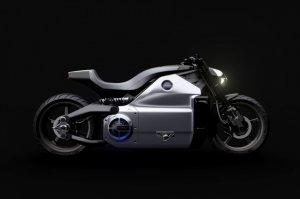 200-сильный электро-мотоцикл создан в Монако (видео)