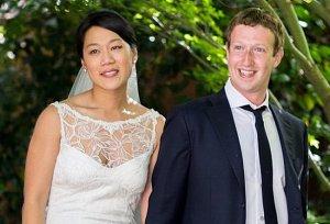 Дочь Марка Цукерберга ставит лайки в утробе матери