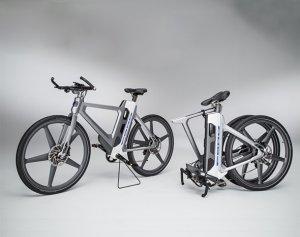 Электро-велосипед с компьютерным мозгом от компании Ford