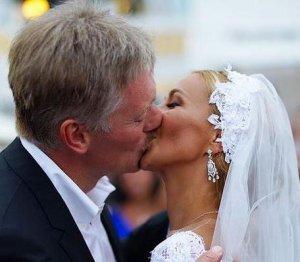 Фото и видеозаписи со свадьбы Татьяны Навки и Дмитрия Пескова появились в сети (видео)