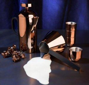 Дизайнер Том Диксон создал уникальный кофейный набор