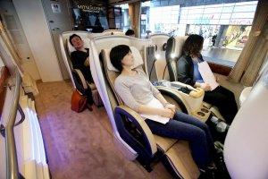 Автобусный тур по Японии для тех, кто ценит роскошь и комфорт (видео)