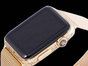 Поклонники Apple Watch могут купить часы с Лениным, Путиным и Петром I
