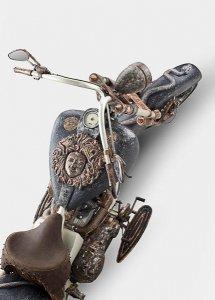 Самый дорогой мотоцикл для Книги рекордов Гиннесса