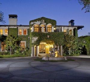 Благодаря продаже своего особняка Синди Кроуфорд удалось заработать несколько миллионов долларов