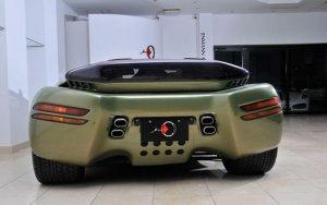 Эксклюзивная Lamborghini Sogna уйдёт с молотка за  €2 миллиона