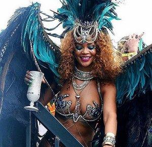 Барбадосский красочно-эротический фестиваль Crop Over – любимое место летнего отдыха Рианны