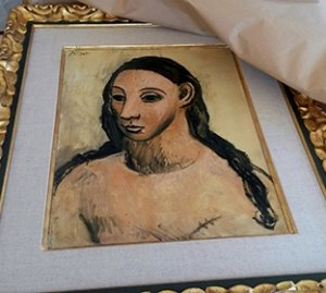 Французскими властями возвращена Испании картина Пикассо