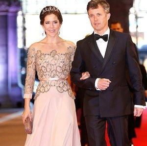 Рейтинг «стильности» между принцессами возглавила будущая королева Дании