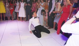 Мишель Киган – эталон женской сексуальности: новые снимки с её свадьбы