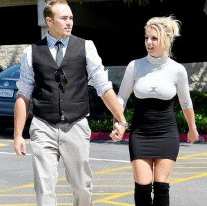 Бритни Спирс на некоторое время осталась без «личной жизни»